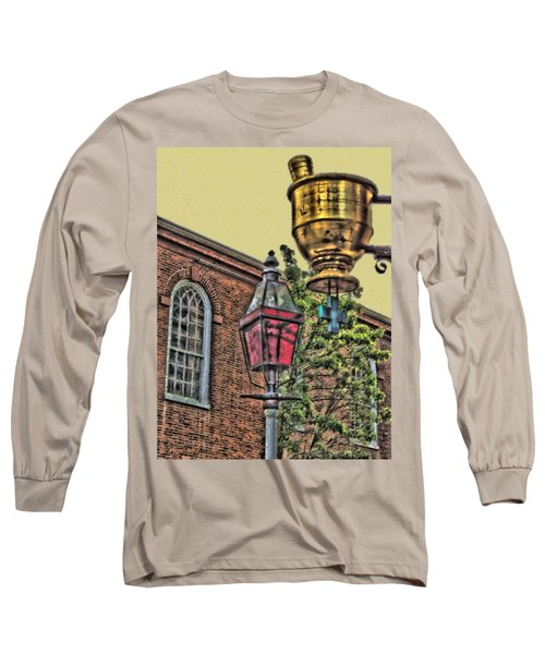 Boston Medicine Long Sleeve T-Shirt