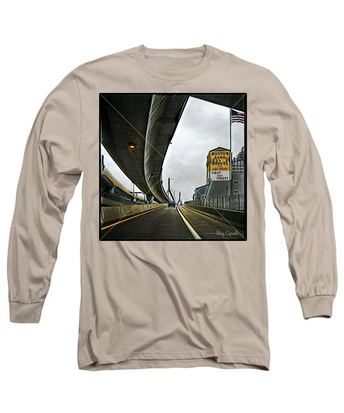 Boston Sand And Gravel  Long Sleeve T-Shirt