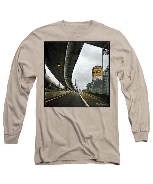 Boston Sand And Gravel  Long Sleeve T-Shirt