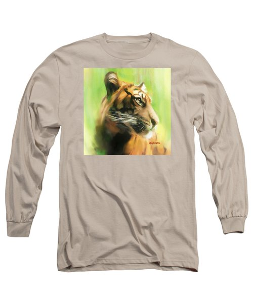 Bote Danjere Long Sleeve T-Shirt by Greg Collins