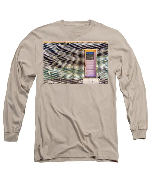 Bottle House Long Sleeve T-Shirt