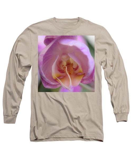 Boudoir Orchid Long Sleeve T-Shirt
