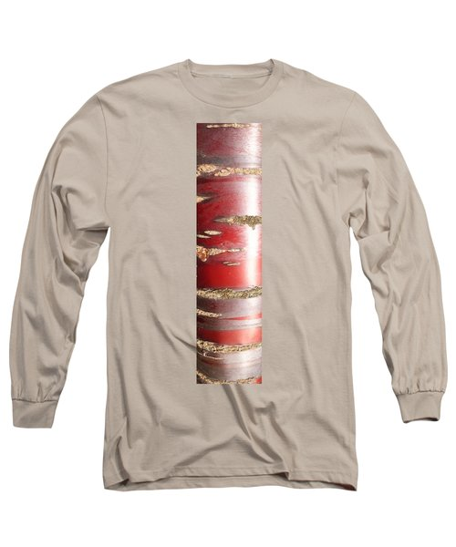 Bouleau Rouge Long Sleeve T-Shirt