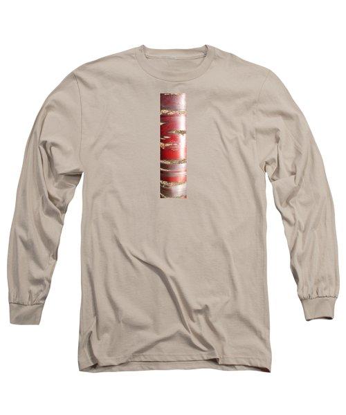 Bouleau Rouge Long Sleeve T-Shirt