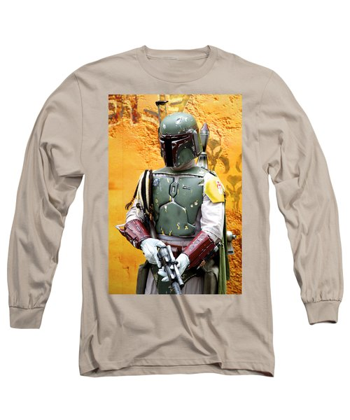 Bounty Hunter Long Sleeve T-Shirt