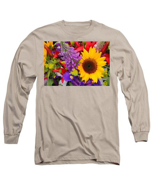 Bouquet Long Sleeve T-Shirt