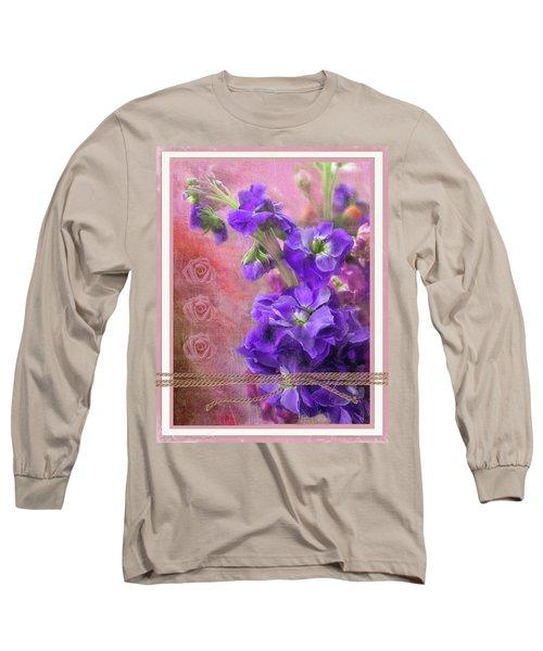 Bouquet Of Hearts Long Sleeve T-Shirt