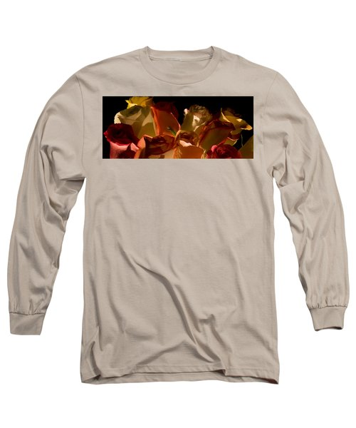 Bouquet Of Shadows Long Sleeve T-Shirt