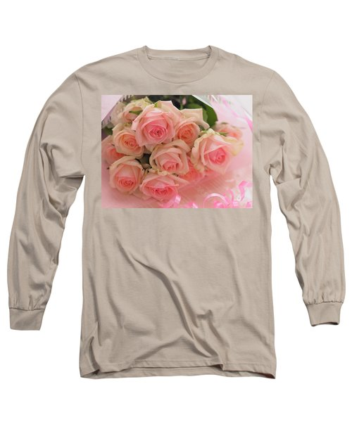 Bouquet Of Sweetness Long Sleeve T-Shirt
