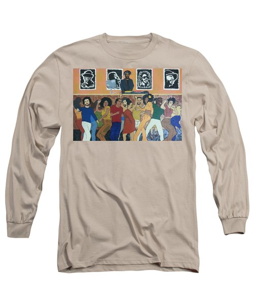 Bowl Train Long Sleeve T-Shirt