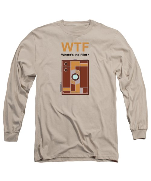 Box Brownie Long Sleeve T-Shirt