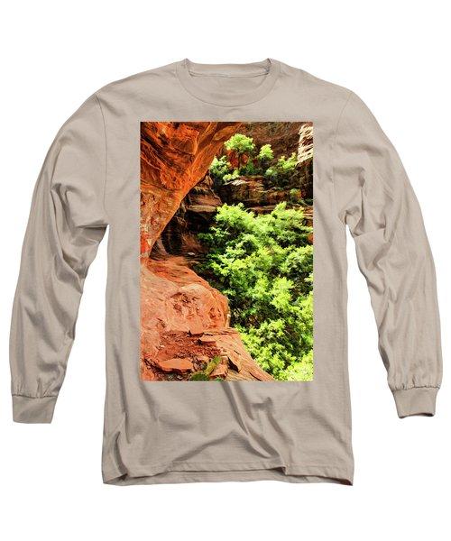 Boynton 04-631 Long Sleeve T-Shirt by Scott McAllister