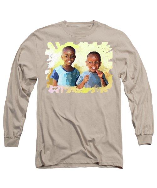 Boys Long Sleeve T-Shirt