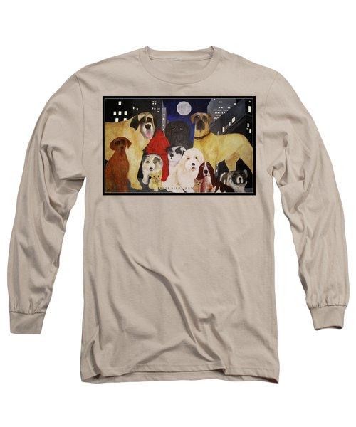 Boys Night Out Long Sleeve T-Shirt