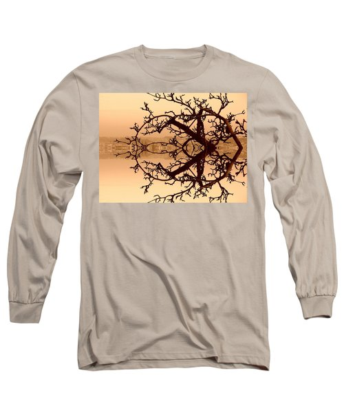 Branches In Suspension Long Sleeve T-Shirt