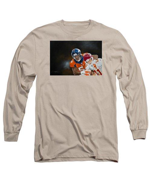 Brandon Marshall Long Sleeve T-Shirt
