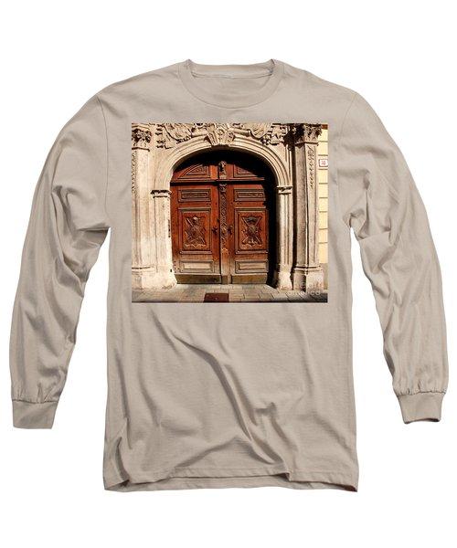 Bratislava Doors Long Sleeve T-Shirt