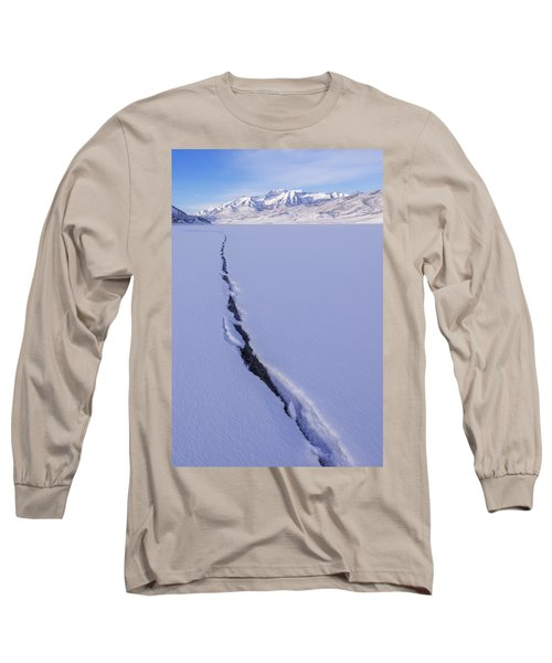 Breaking Ice Long Sleeve T-Shirt