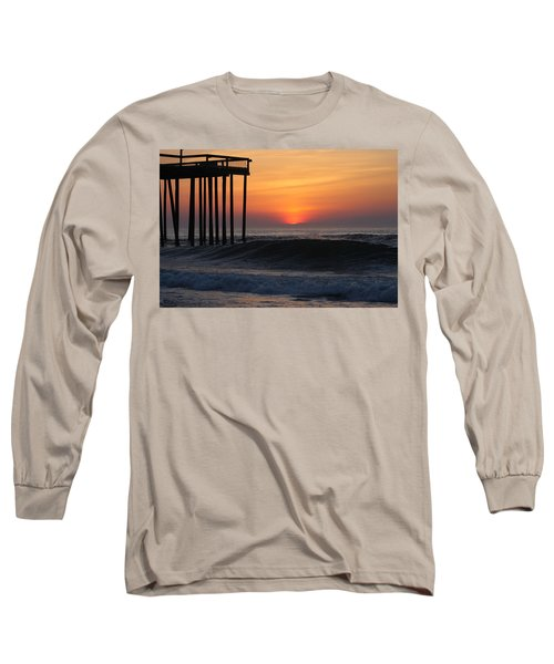 Breaking Sunrise Long Sleeve T-Shirt