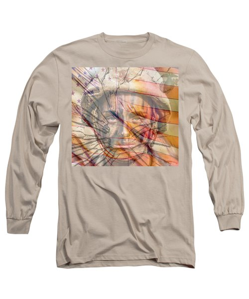 Breaking The Glass Ceiling Long Sleeve T-Shirt