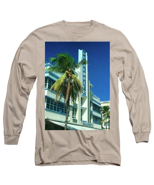 Breakwater Miami Beach Long Sleeve T-Shirt