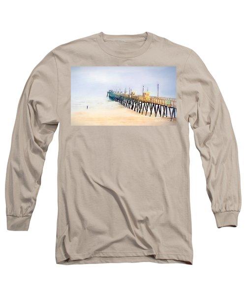 Breathe In Long Sleeve T-Shirt
