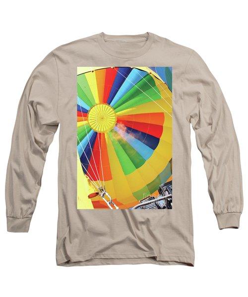 Breathing Fire Long Sleeve T-Shirt