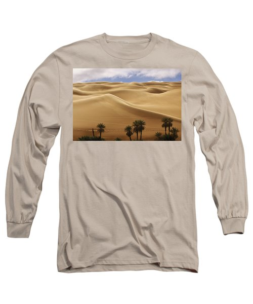 Breathtaking Sand Dunes Long Sleeve T-Shirt