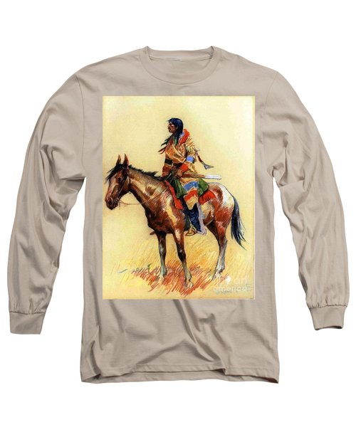 Breed Long Sleeve T-Shirt by Pg Reproductions