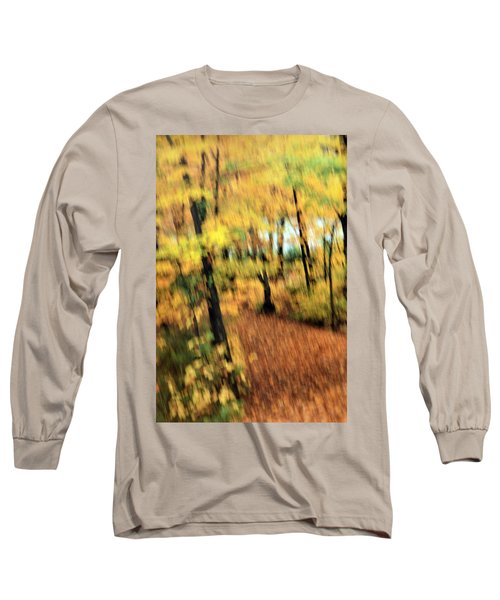 Breeze Long Sleeve T-Shirt by Allen Beilschmidt