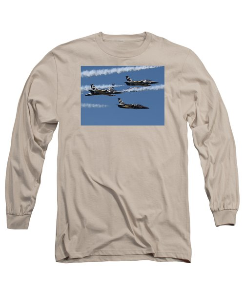Breitling Convergence Long Sleeve T-Shirt
