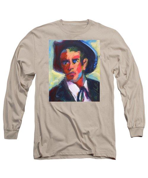 Bret Maverick Long Sleeve T-Shirt