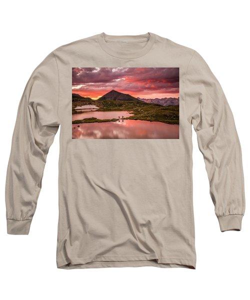 Bridal Veil Basin 2 Long Sleeve T-Shirt