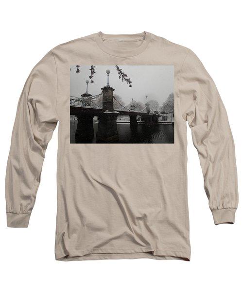 Bridge In Suspension 1867 Long Sleeve T-Shirt