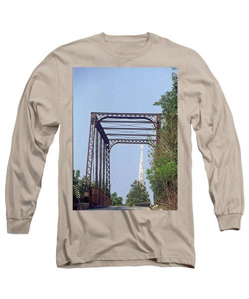 Bridge To God Long Sleeve T-Shirt