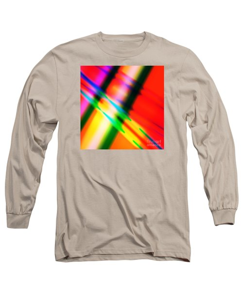 Bright Lines Long Sleeve T-Shirt