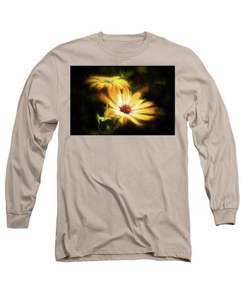Brightest Sun Shining Long Sleeve T-Shirt