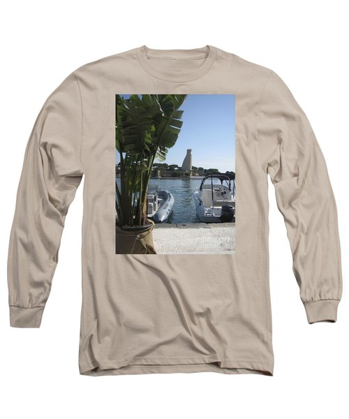 Brindisi By The Sea In May Long Sleeve T-Shirt