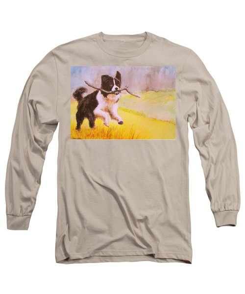 Bring Me The Stick Long Sleeve T-Shirt