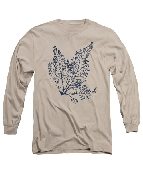 Seaweed Plant Art Long Sleeve T-Shirt