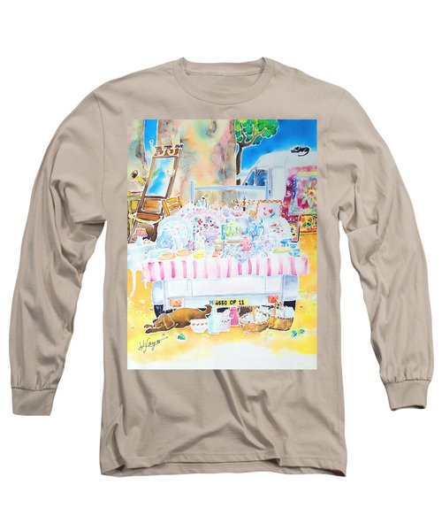 Brocante Long Sleeve T-Shirt