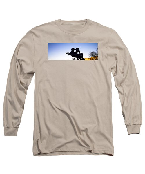 Bronco Long Sleeve T-Shirt