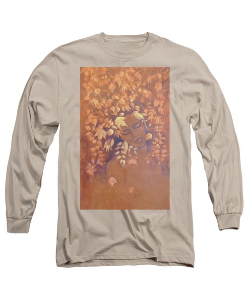 Bronze Beauty Long Sleeve T-Shirt