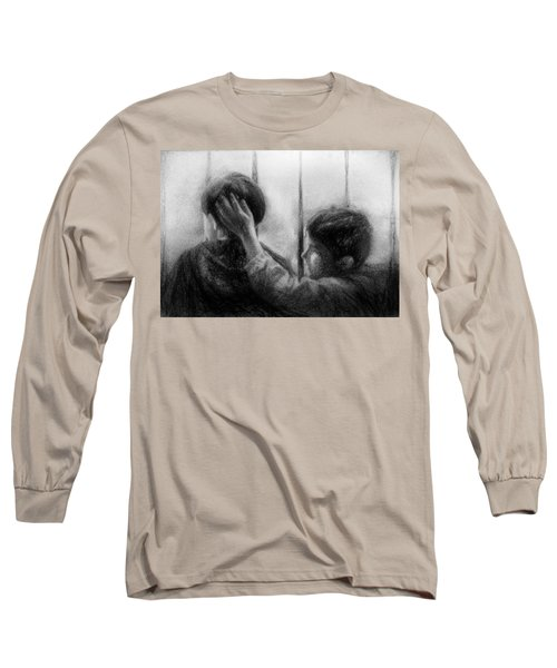 Brotherhood Long Sleeve T-Shirt by Celso Bressan