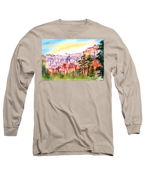 Bryce Canyon #3 Long Sleeve T-Shirt