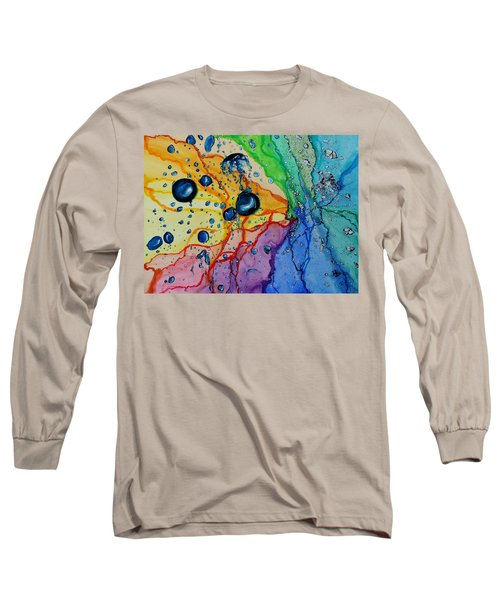 Bubbles Long Sleeve T-Shirt