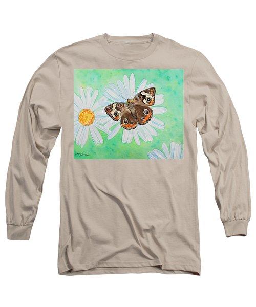 Buckeye On Oxeye Long Sleeve T-Shirt