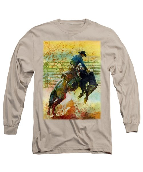 Bucking Rhythm Long Sleeve T-Shirt