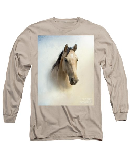 Buckskin Beauty Long Sleeve T-Shirt