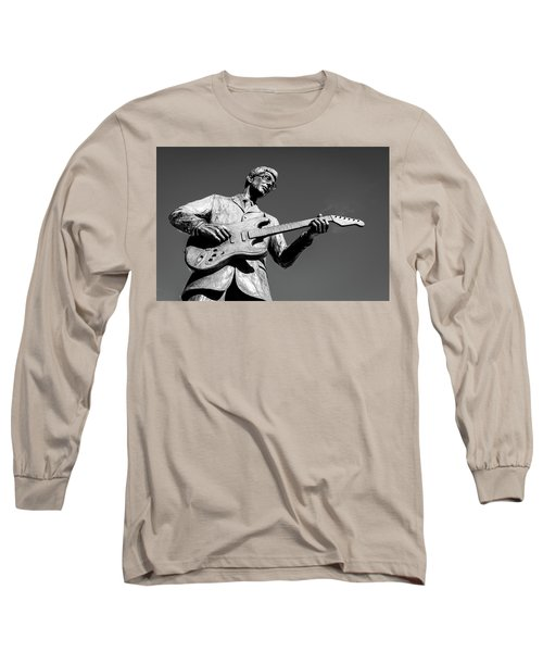 Buddy Holly 4 Long Sleeve T-Shirt